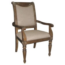 Nambi Arm Chair in Cognac I