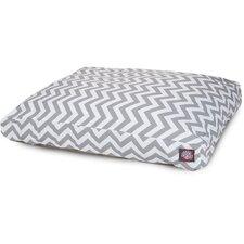 Riley Indoor/Outdoor Pet Bed in Gray