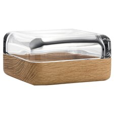 iittala Vitriini Base Box in Oak