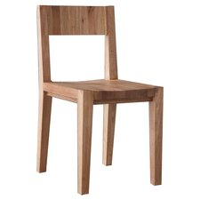 Dining Chair in Natural