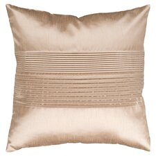 Sabine Accent Throw Pillow in Champagne