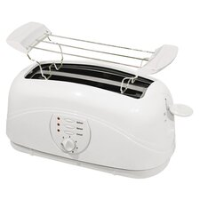 Essential Toaster in White