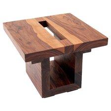 Aldenburg End Table in Walnut