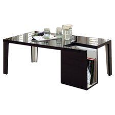 Zedd Coffee Table in Black