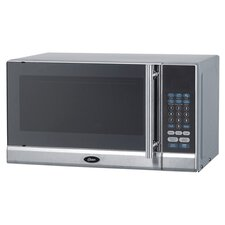 Oster Microwave Oven in Stainless Steel