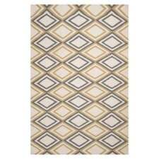 Frontier Winter White & Pewter Rug