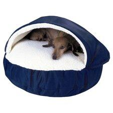 Snoozer Domino Pet Bed in Navy