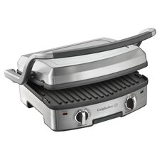 Calphalon Electric Grill in Stainless Steel