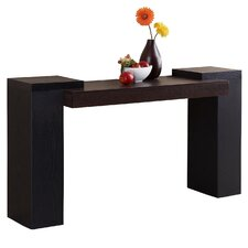 Harper Console Table in Black