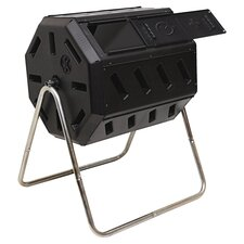 Yimby Tumbler Composter in Black