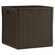 Davidson Elbert Deck Storage Box in Chocolate
