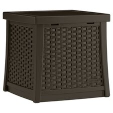 Eldorado Peak Deck Storage Box in Chocolate