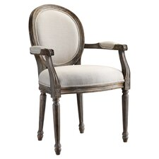Singleton Arm Chair in Gray