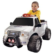 Power Wheels Thomas Ride On Truck in White