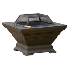Raymond Fire Pit in Copper