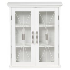 Mason Wall Cabinet in White