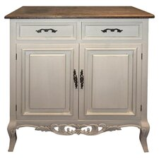 Chateau Sideboard in Natural & Cream