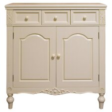 Bergere Sideboard in Cream