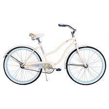 Good Vibrations Cruiser Bike in Cream