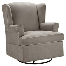 Baby Relax Glider in Dark Taupe