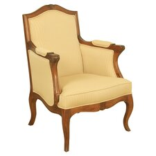Ivana Pinza Arm Chair in Cream