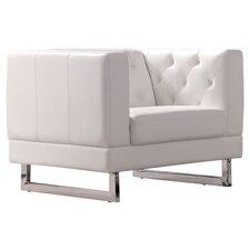 Palomar Club Chair in White