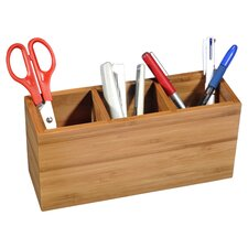 Bamboo Section Holder in Natural