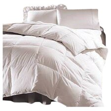 Twin Down Alternative Comforter Duvet Cover Insert in White