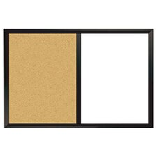 Fitzgerald Magnetic Dry Erase & Bulletin Board