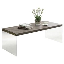 Copley Coffee Table in Dark Taupe