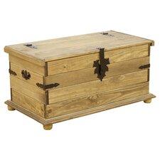 Corona Blanket Box in Distressed Pine