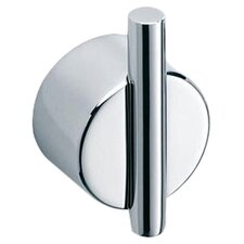 Duo Hook in Polished Stainless Steel