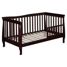 Morgan 2-in-1 Convertible Crib in Brown