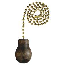 Catalina Ceiling Fan Pull Chain in Walnut