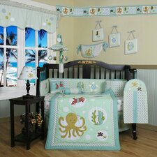 Sea World 13 Piece Crib Bedding Set