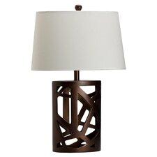 Rachel Table Lamp in Brown