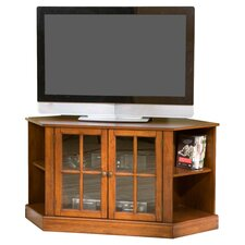 Ventura Corner TV Stand in Walnut
