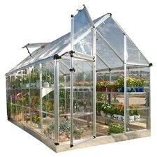 Snap & Grow Henderson Greenhouse in Silver