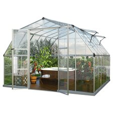 Americana Greenhouse in Silver