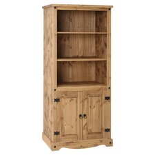 Newburgh Bookcase I in Pine