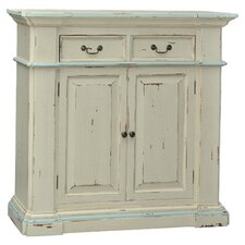 Shell Sideboard in Cream