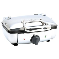 All-Clad Belgian Waffle Maker in Stainless Steel