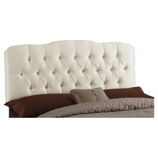 Paula Upholstered Headboard in Parchment