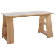 Writing Desk in Oak