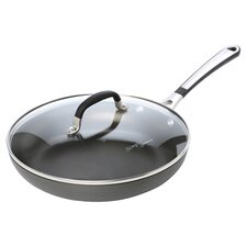 Calphalon Simply Nonstick Omelette Pan in Grey