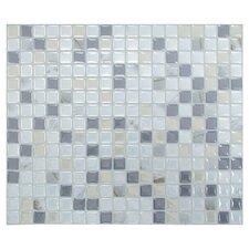 Mosaik Tile Sheet in Minimo Noche