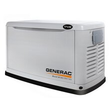 Generac Guardian 17000 Watt Propane Generator in Bisque