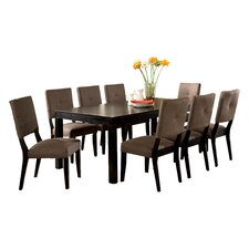Grant 7 Piece Dining Set in Espresso