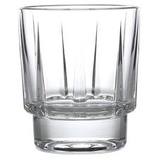 Estate Double Old Fashioned Glass