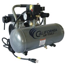 1.6 Gallon Ultra Quiet Air Compressor